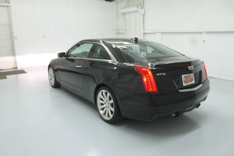 Cadillac ATS Coupe 2016 price $22,890