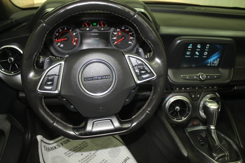 Chevrolet Camaro 2018 price $24,445