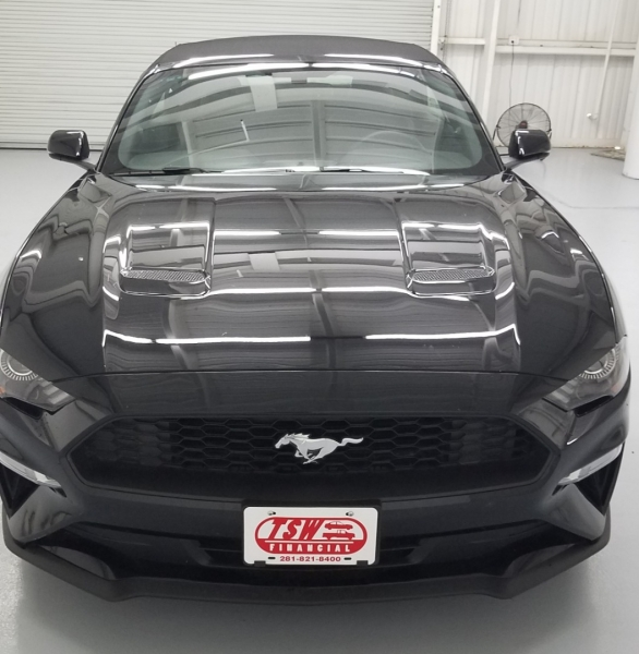 Ford Mustang 2020 price $35,390