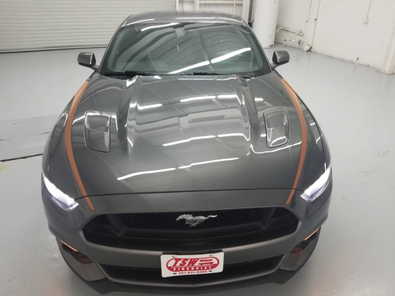 Ford Mustang 2017 price $32,985