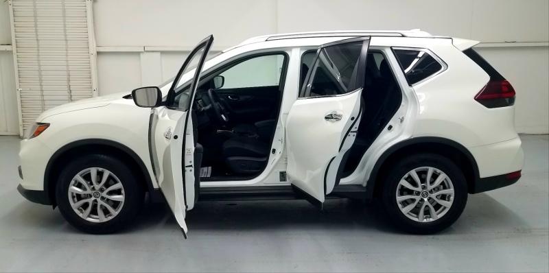 Nissan Rogue 2019 price $20,350