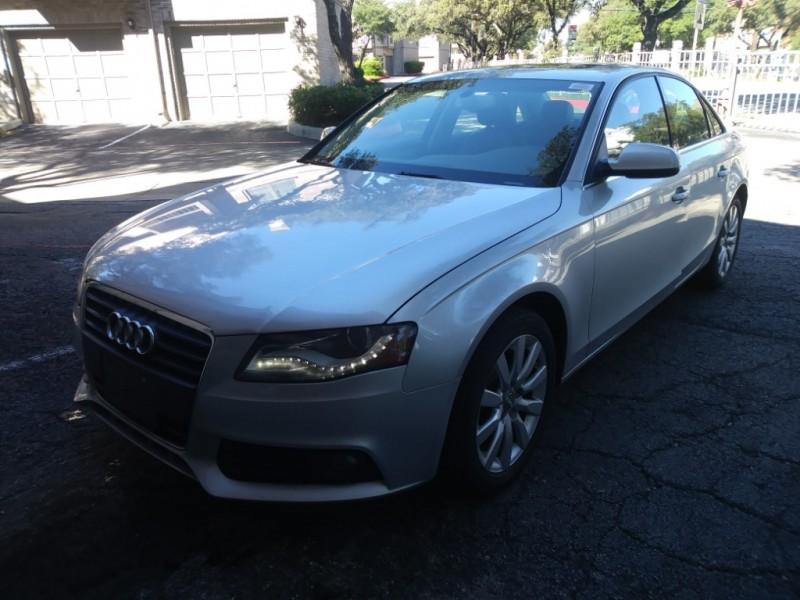 2011 Audi A4 4dr Sdn Cvt Fronttrak 2 0t Premium Plus