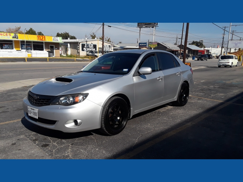 Subaru Impreza Sedan (Natl) 2008 price $8,990