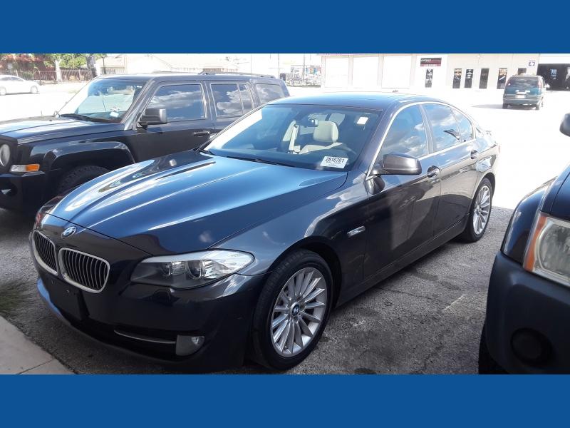 BMW 5-Series 2013 price $12,990