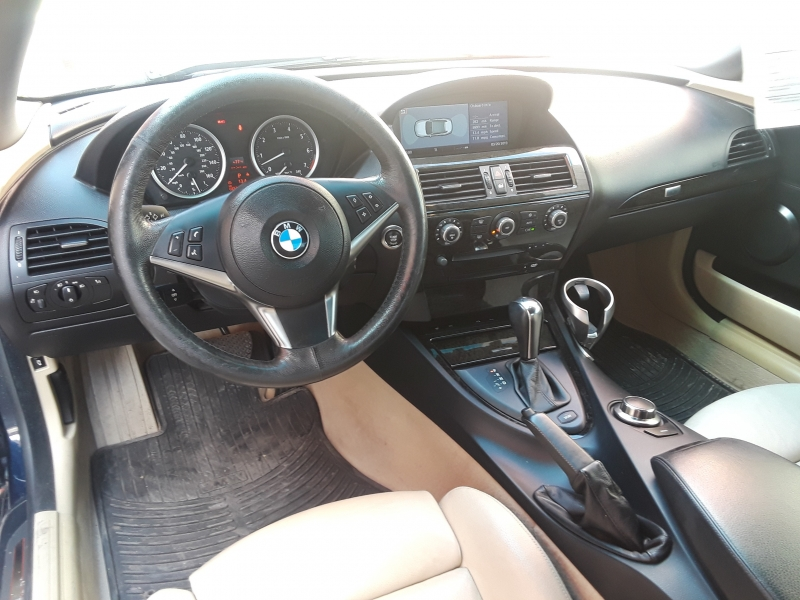 BMW 6-Series 2007 price $11,990