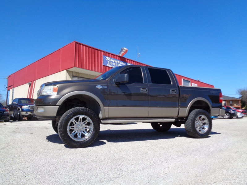 Ford F-150 2005 price $11,900