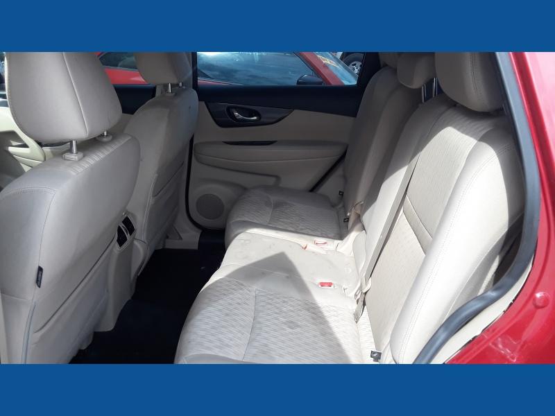 Nissan Rogue 2017 price $13,990