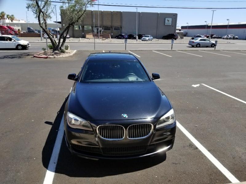 BMW 7-SERIES 2012 price $19,900