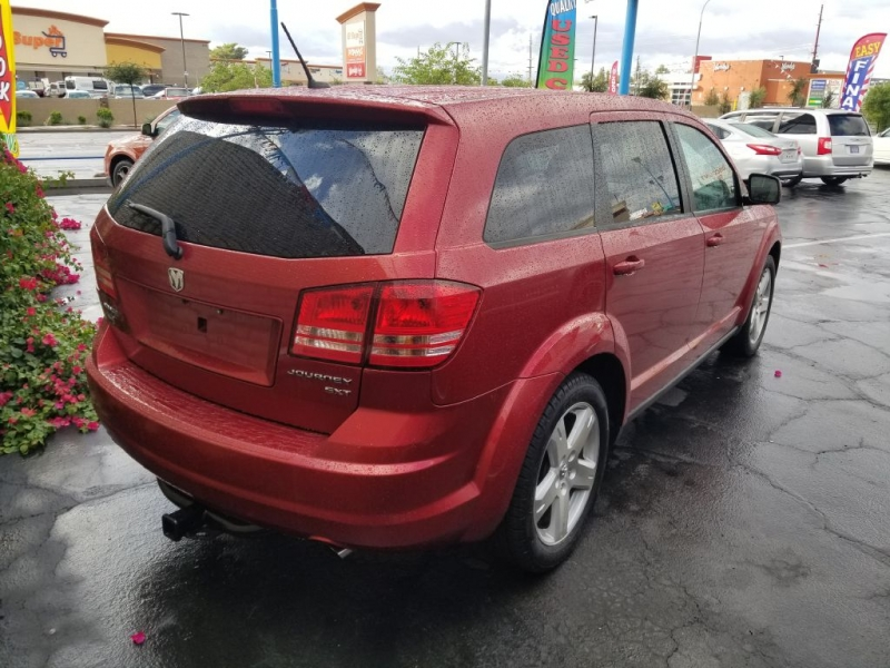 DODGE JOURNEY 2009 price $5,995