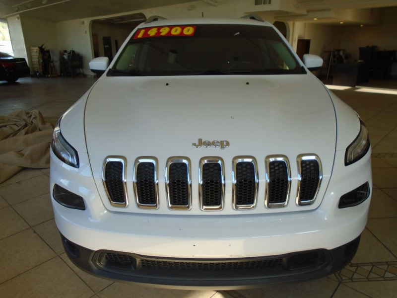 JEEP CHEROKEE 2016 price $13,995