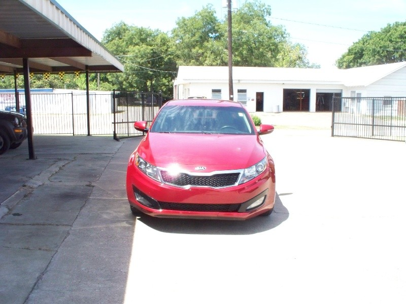 Kia Optima 2013 price $0