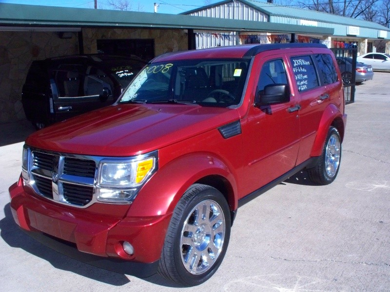 2008 dodge nitro 2wd 4dr slt inventory b r auto auto dealership in cleburne texas. Black Bedroom Furniture Sets. Home Design Ideas