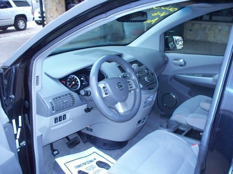 Nissan Quest 2008 price