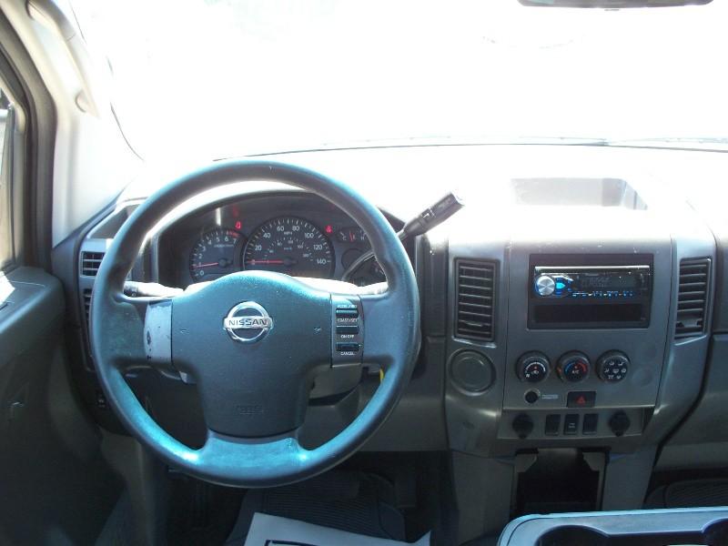 Nissan Titan 2007 price $0