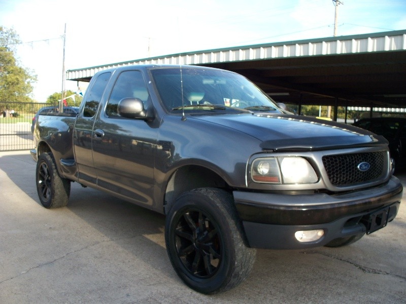 2003 Ford F 150 Supercab Flareside 139 Quot Xl Inventory B