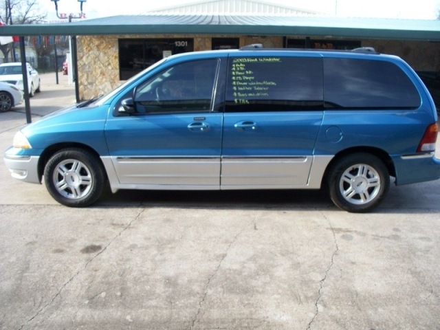 2003 Ford Windstar Wagon