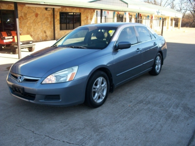 2007 Honda Accord Sdn