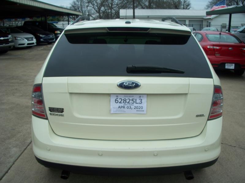 Ford Edge 2007 price $0