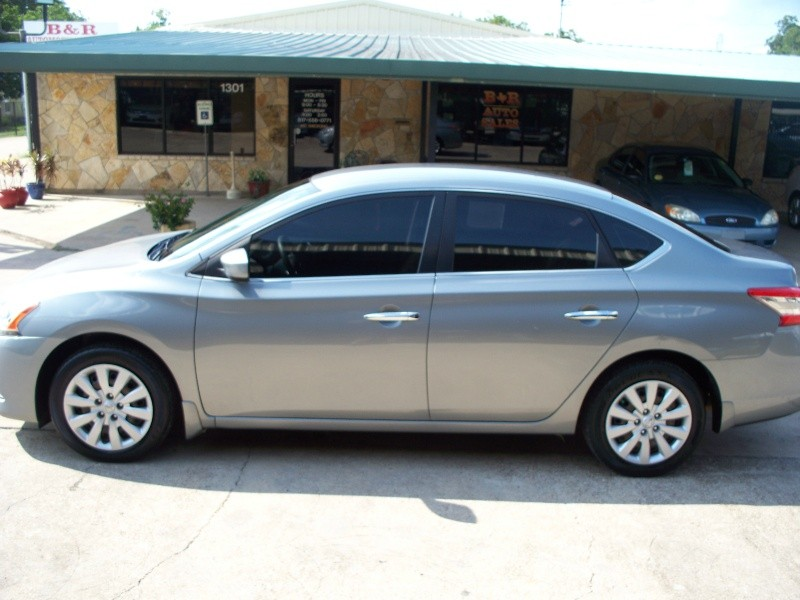 Nissan Sentra 2013 price $0