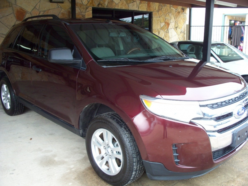 Ford Edge 2011 price $0