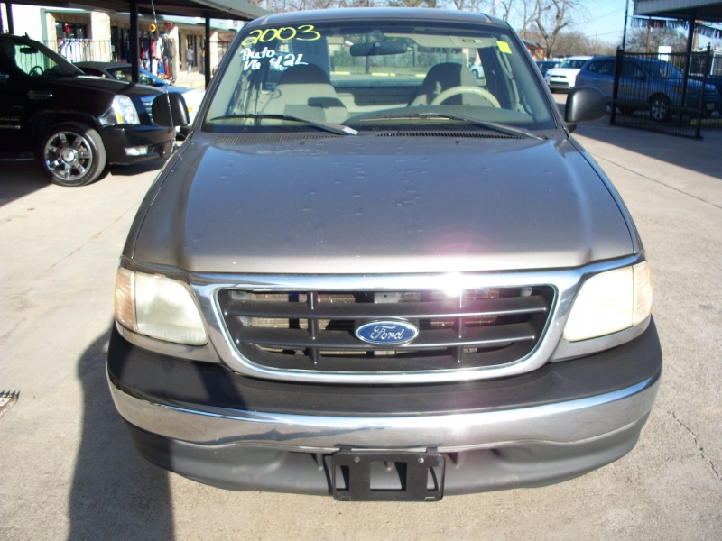 Ford F-150 2003 price $0