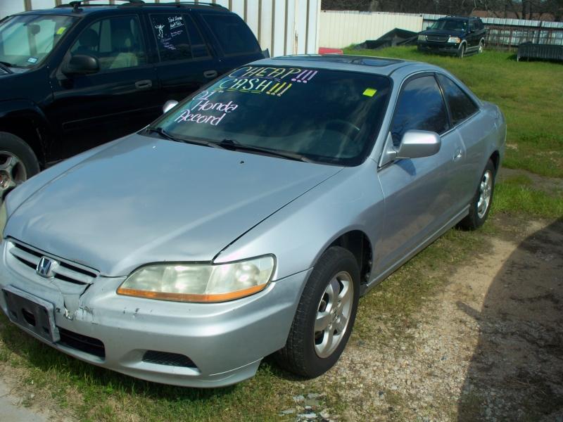 Honda Accord Cpe 2001 price