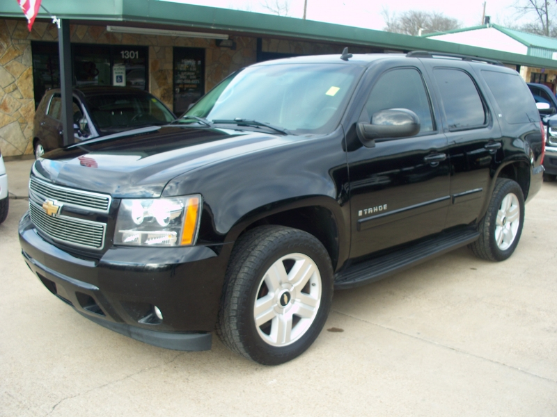 Chevrolet Tahoe 2007 price $0