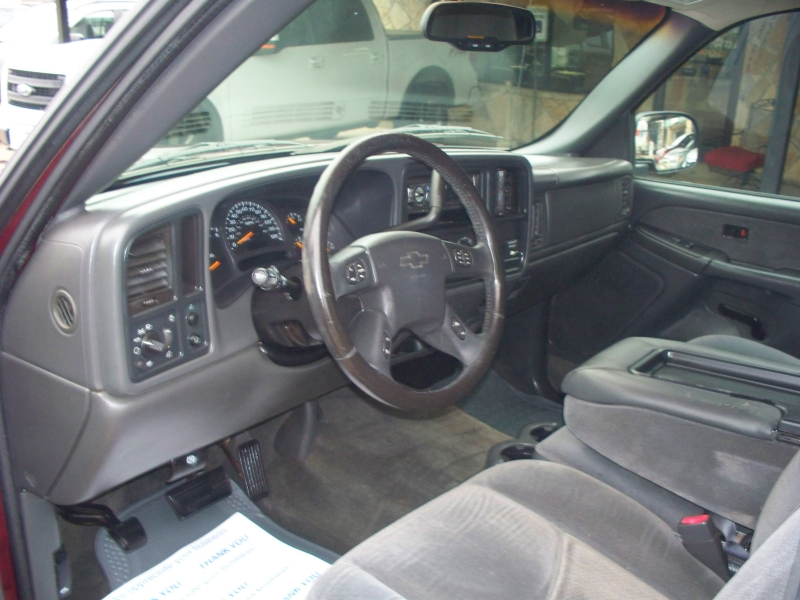 Chevrolet Silverado 1500 2003 price $0