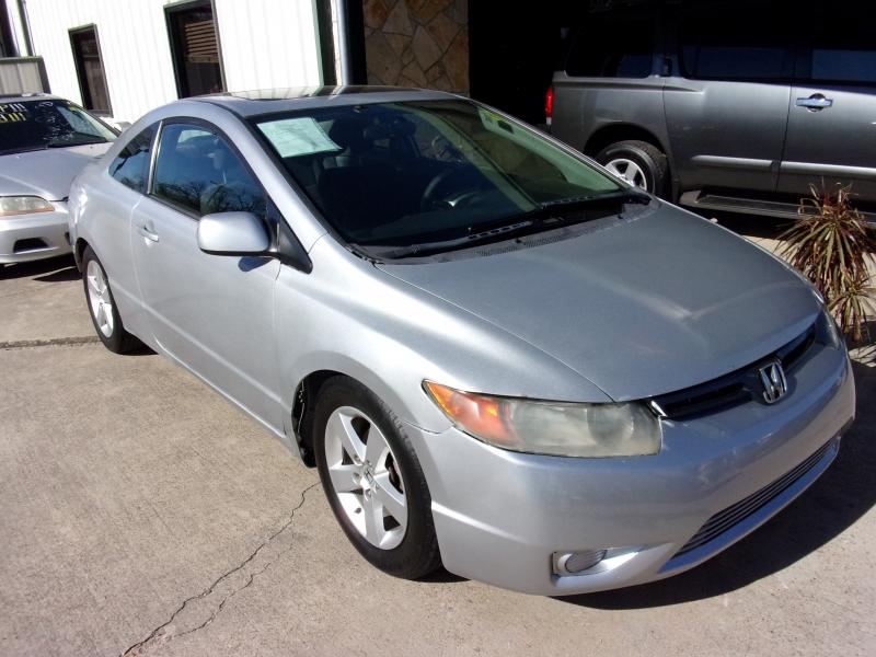 Honda Civic Cpe 2007 price $0