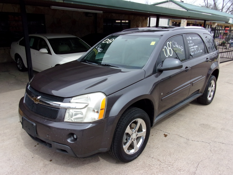 Chevrolet Equinox 2008 price $0