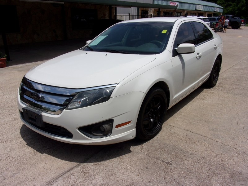 Ford Fusion 2010 price $0