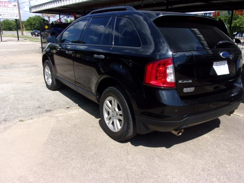 Ford Edge 2012 price $0