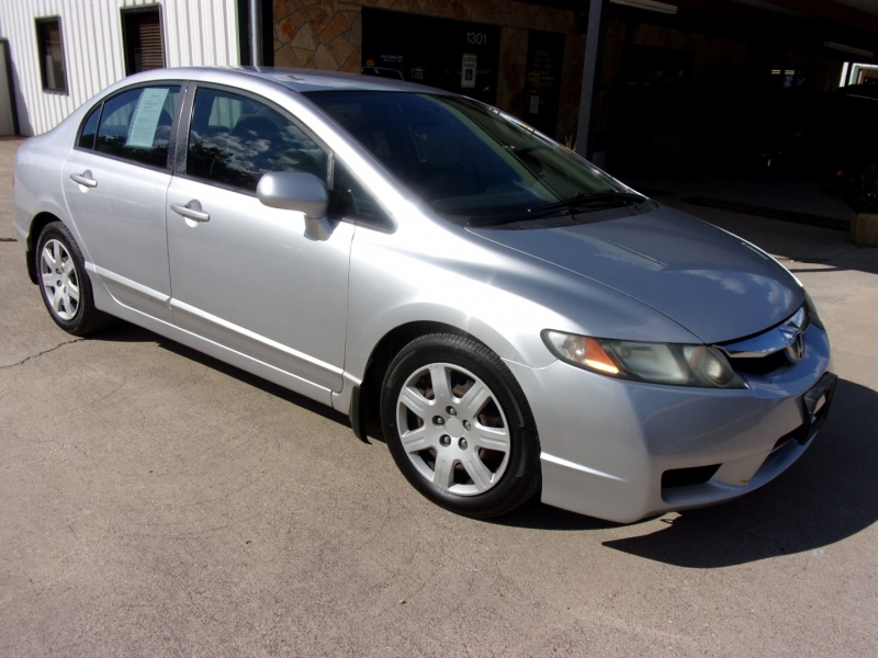 Honda Civic Sdn 2011 price $0