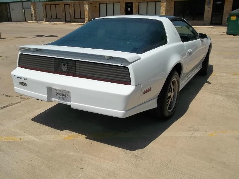Pontiac Firebird 1984 price $0