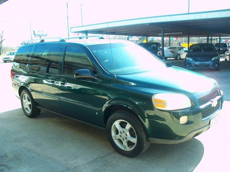 Chevrolet Uplander 2006 price $0