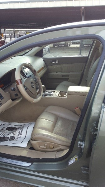 Cadillac STS 2005 price $0