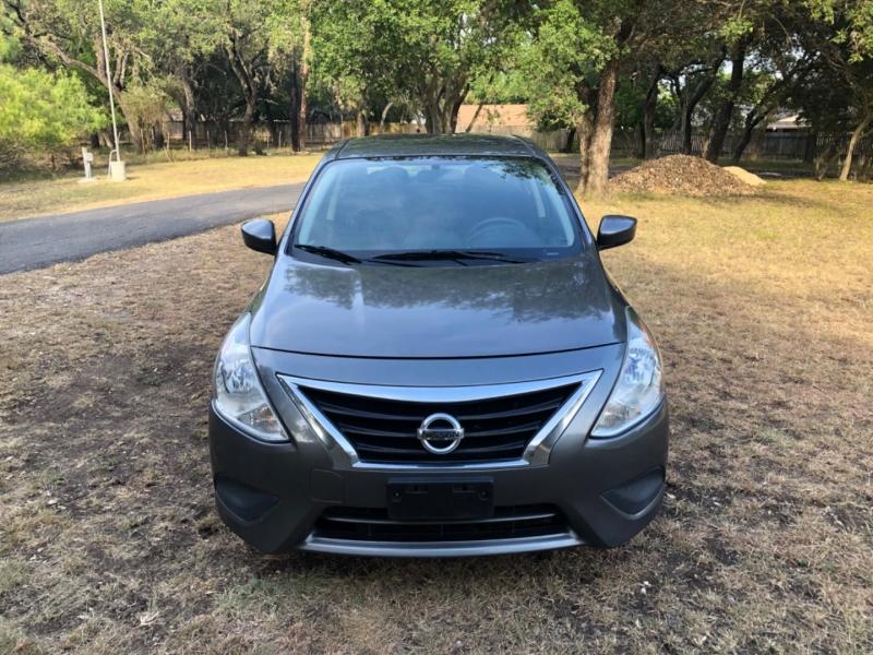Nissan Versa 2016 price $6,900