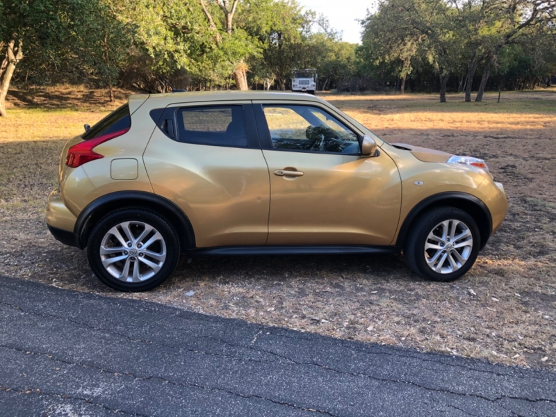 Nissan JUKE 2013 price $10,300