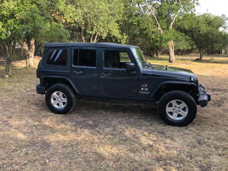 Jeep Wrangler 2008 price $13,900