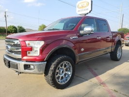 Ford F-150 King Ranch 4x4 2015