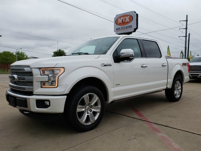 Ford F-150 Platinum FX4 OffRoad EcoBoost 2016