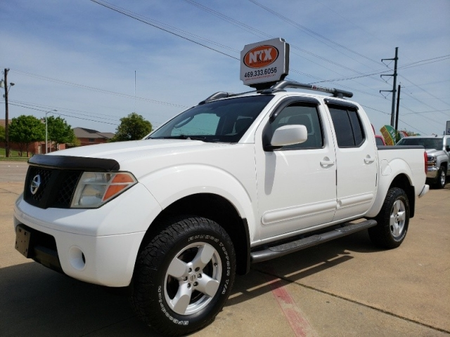 2005 Nissan Frontier LE 2WD