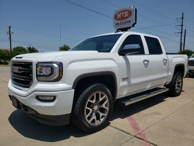 GMC Sierra 1500 All-Terrain 4X4 2016