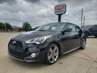 Hyundai Veloster Turbo R-Speed 2015