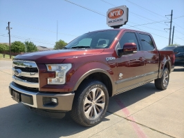 Ford F-150 King Ranch 4x4 ECOBOOST 2015