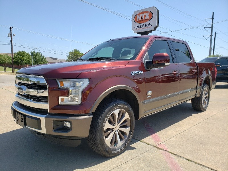 2015 Ford F-150 King Ranch 4x4 ECOBOOST