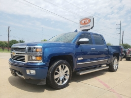 Chevrolet Silverado 1500 High Country 4X4 2015