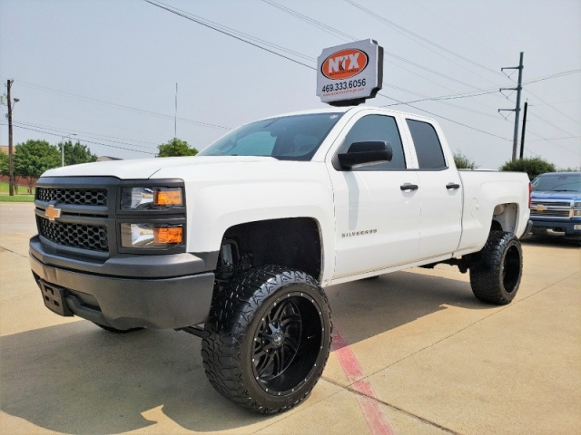 2015 Chevrolet Silverado 1500 LIFTED 6