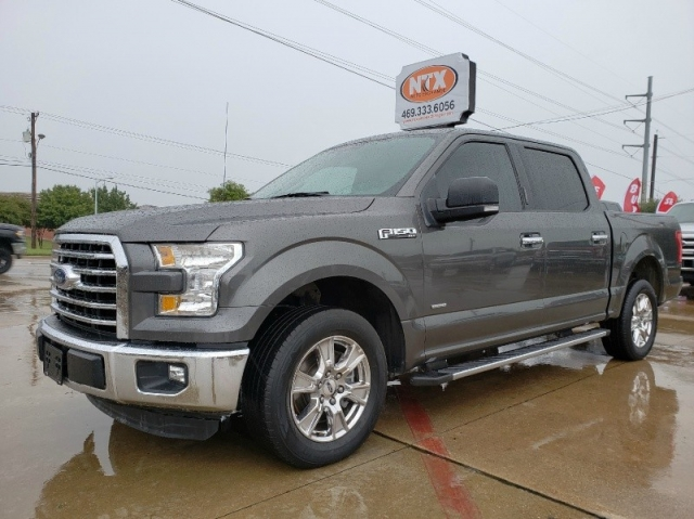 2015 Ford F-150 XLT ECOBOOST