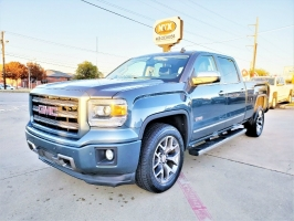 GMC SIERRA 1500 ALL TERRAIN 2014